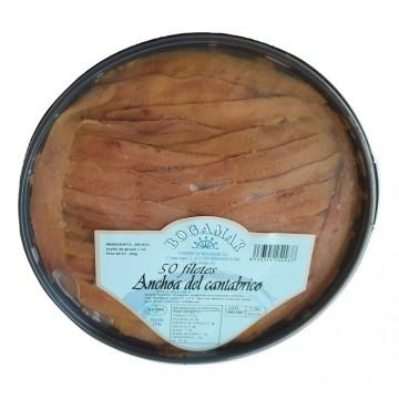 Anchoa Cantábrico 250 gr...