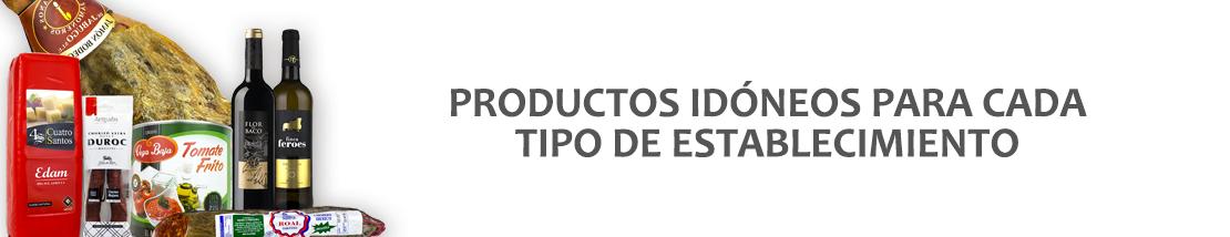 Distribución productos alimentación y bebidas Málaga